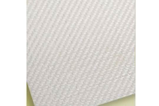 Selbstverstärkte PLA-Verbundwerkstoffe: Konsolidiertes selbstverstärktes PLA Gewebe als Verstärkungsstruktur.