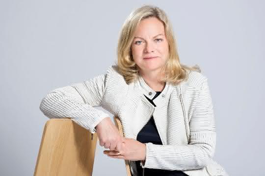 Spitzenposition neu besetzt: Heléne Mellquist wird Präsidentin von Volvo Trucks Europe