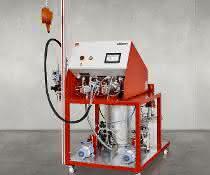 Dosiersystem im Bereich Additive Manufacturing zur Befüllung eines Tränkbads