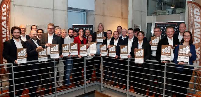 "IFOY Award 2019: ""Best in Intralogistics"" Zertifikate verliehen"