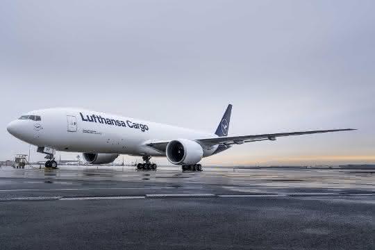Lufthansa Cargo weiter auf Erfolgskurs