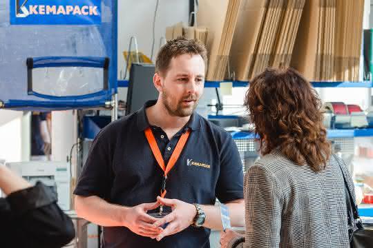 Kemapack: Verpackungstechnik in der Praxis