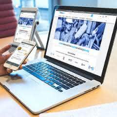 Webshop: Neue Online-Plattform für Ersatzteile