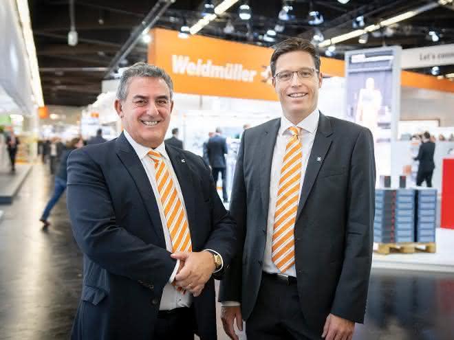 José Carlos Álvarez Tobar und Dr. Timo Berger