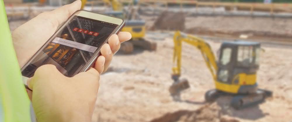 Cramo erweitert digitales Angebot