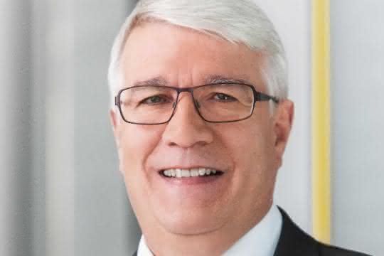 Hans-Georg Frey, Vorstandsvorsitzender der Jungheinrich AG.