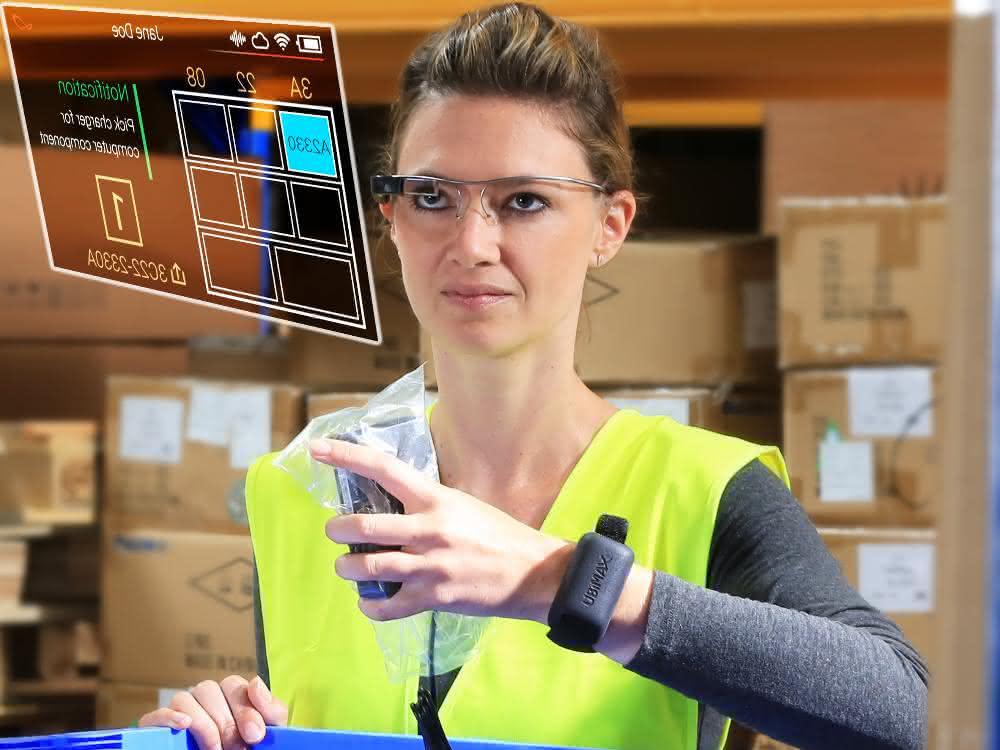 Datenbrillen in der Logistik? So geht's in fünf Schritten