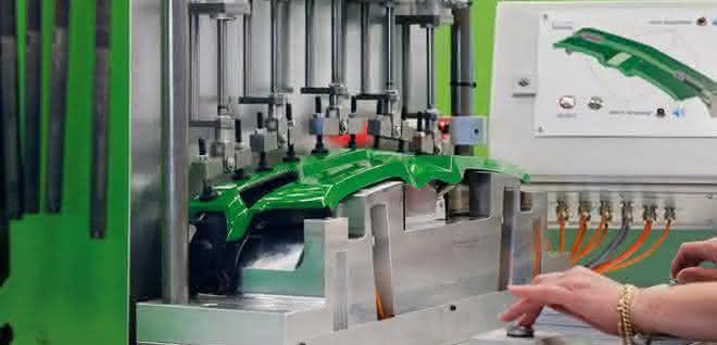 Teilefertigung