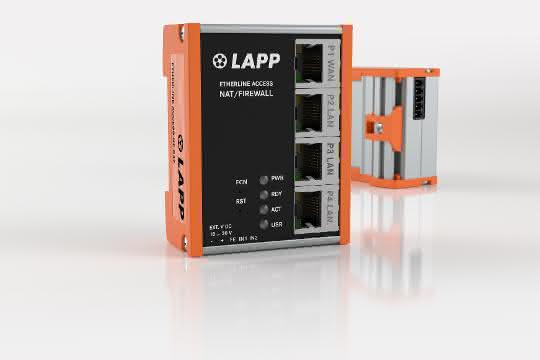 Switches der Etherline-Access-Produktfamilie