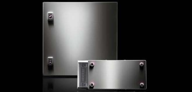 Rittal zeigt neue Schaltschränke und Kleingehäuse: Produkt-Premiere auf der Hannover Messe