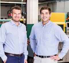 Thomas Schönbucher (links) und Moritz Zumdick