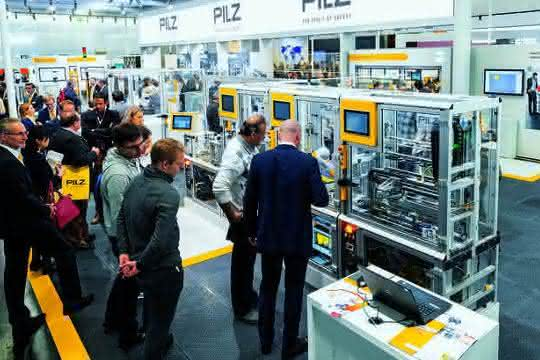Pilz Smart Factory