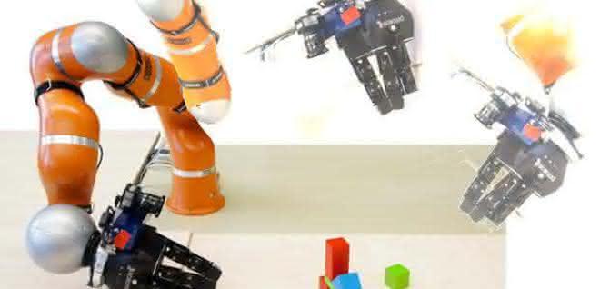 Visionsysteme für Roboter