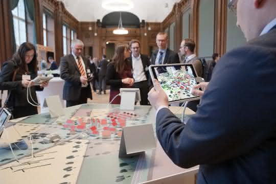 Mit dem BMWI auf der HMI: Leuchtturmprojekte