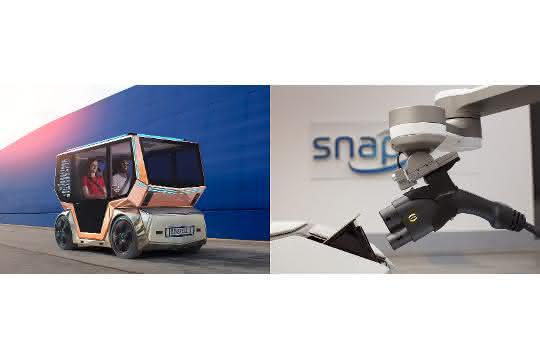 Steckverbinder und E-Mobilität: Intelligente Infrastruktur