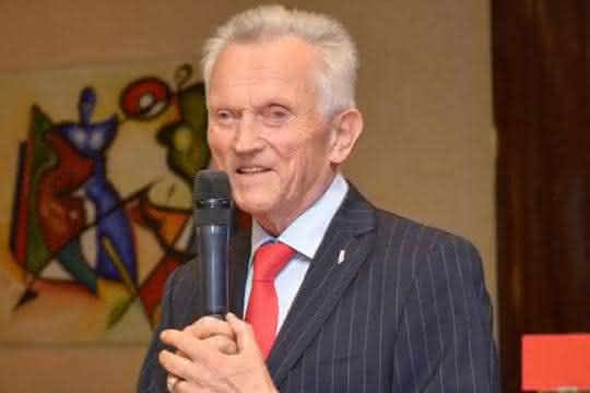Dr. Peter Reichelt hat die Reichelt Chemietechnik 1978 gegründet.