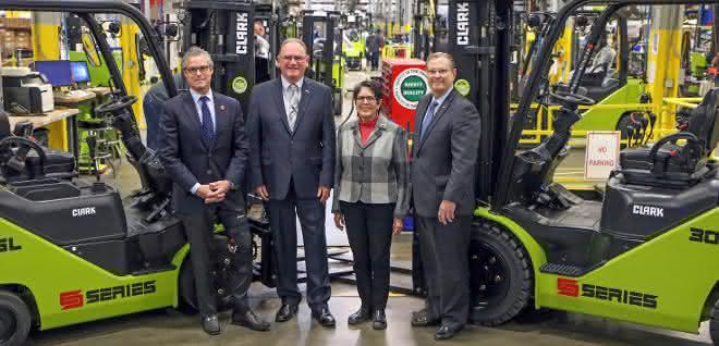 Erweiterung in Kentucky: Clark investiert 4,6 Millionen in US-Produktion