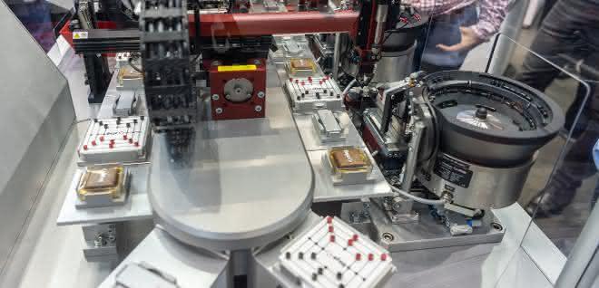 Montageautomatisierung: Die Motek 2019 steht in den Startlöchern