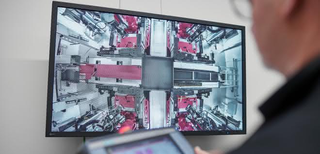 Werk in Haiger: Rittal produziert in der Smart Factory