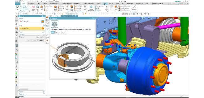 Produktentwicklung: Siemens erweitert NX-Software um KI und ML