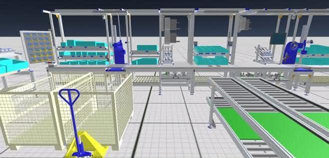Virtuelle Realität: Planen am Holodeck