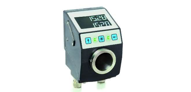 Position indicator AP10 IO-Link: Efficiency and process reliability in the interface itself