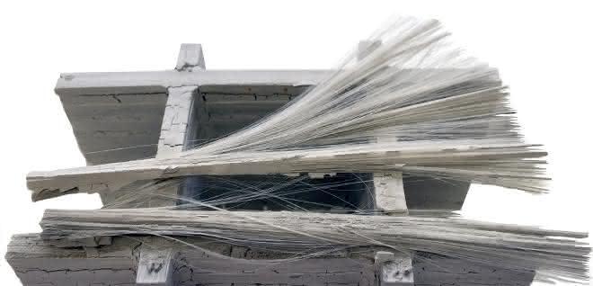 Glasfaserstrukturen