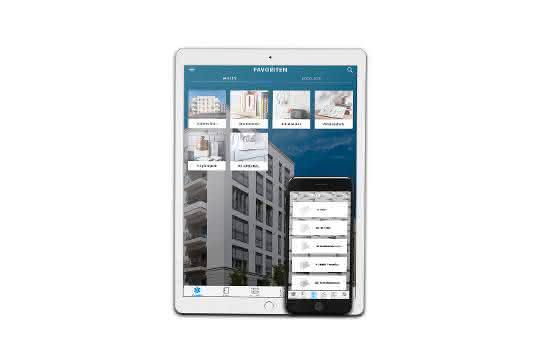 Neue App von KS rund ums Bauen mit Kalksandstein
