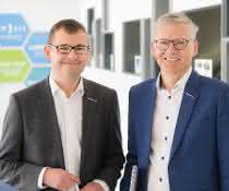 Manfred Hackl, CEO Erema Group GmbH, Horst Wolfsgruber, CFO EREMA Group GmbH