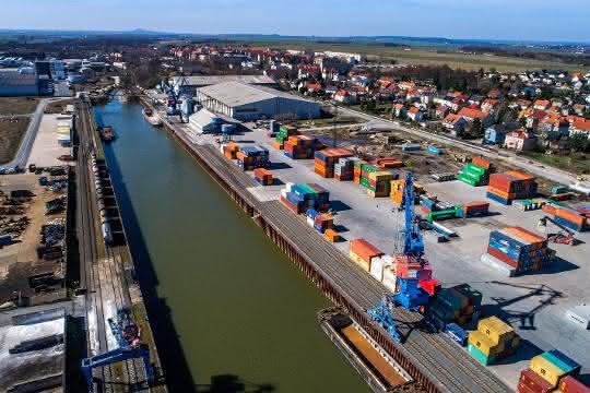 Infrastruktur: Hafen Riesa: Ausbaupläne befürwortet