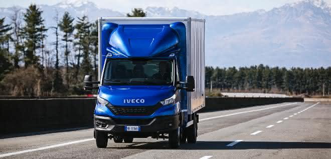 Neues Modell vorgestellt: Iveco präsentiert den neuen Daily