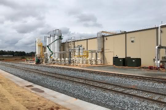 Borealis: Kapazitätsausbau in Nordamerika