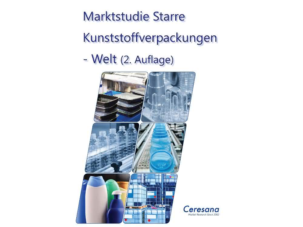 Weltmarkt für starre Kunststoffverpackungen