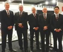 Wachstum: Neues Führungsteam für Kawasaki-EMEA