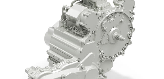 Das leistungsstarke Getriebe ECGenius von Bonfiglioli trägt zu einer besseren Fahrzeugleistung bei.