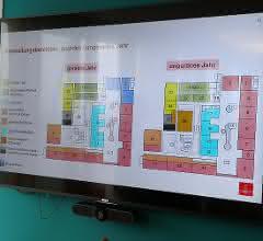 Der Geländeplan der Hannover Messe ab dem Jahr 2020.