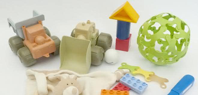 Spielwaren aus Biokunststoffen