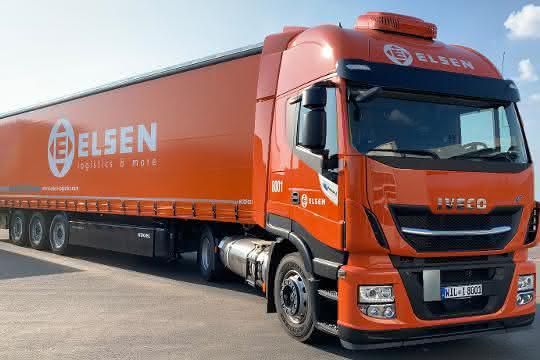 Logistik-Dienstleister Elsen investiert in LNG-Lkw