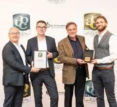Preisverleihung des Automotive Brand Contest 2018