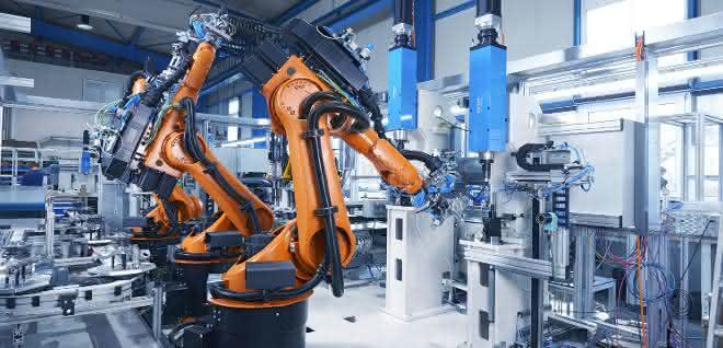 Kistler-Prozesssicherheit Robotik