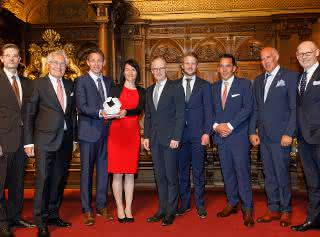 Krummen Kerzers und Lidl Schweiz mit Hanse Globe ausgezeichnet