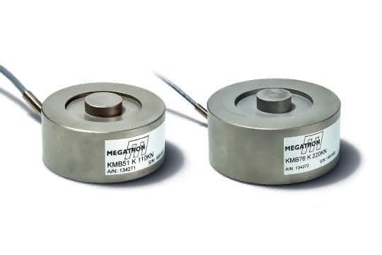 Megatron-Kraftsensoren