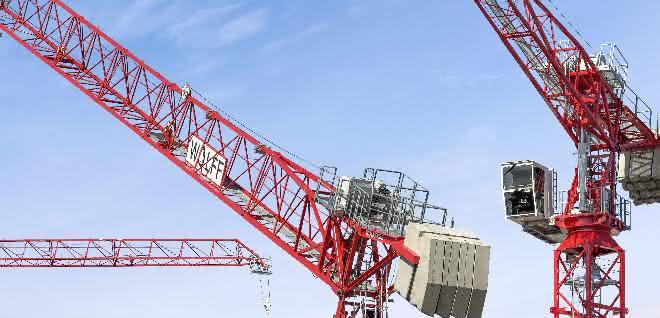 Der neue Wolff Wipper 133 B ist speziell für den Einsatz auf Citybaustellen konzipiert.