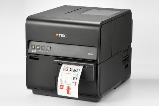 TSC Auto ID-CPX4P