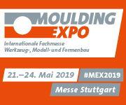Werkzeug & Modell & Form & Du: MOULDING EXPO versammelt 2019 rund 700 internationale Aussteller in Stuttgart