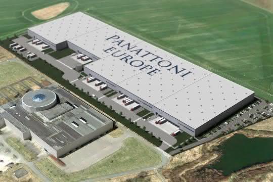 Logistikzentrum nahe Frachtflughafen: Panattoni errichtet Logistikzentrum im AirportPark Leipzig-Halle