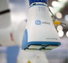 Der Gecko Gripper von On Robot.