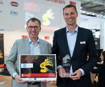 On Robot gewinnt Robotics Award 2019
