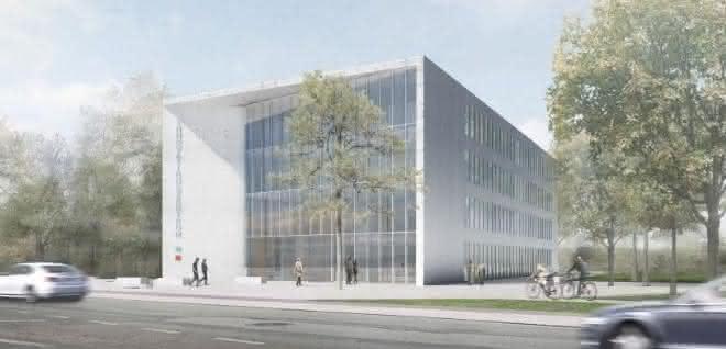 Visualisierung des Innovationszentrums