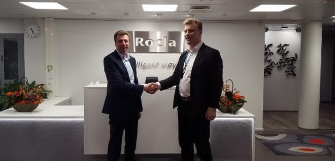 FTS-Hersteller und Softwareunternehmen arbeiten zusammen: Ehrhardt + Partner-Gruppe (EPG) und Rocla Oy kooperieren